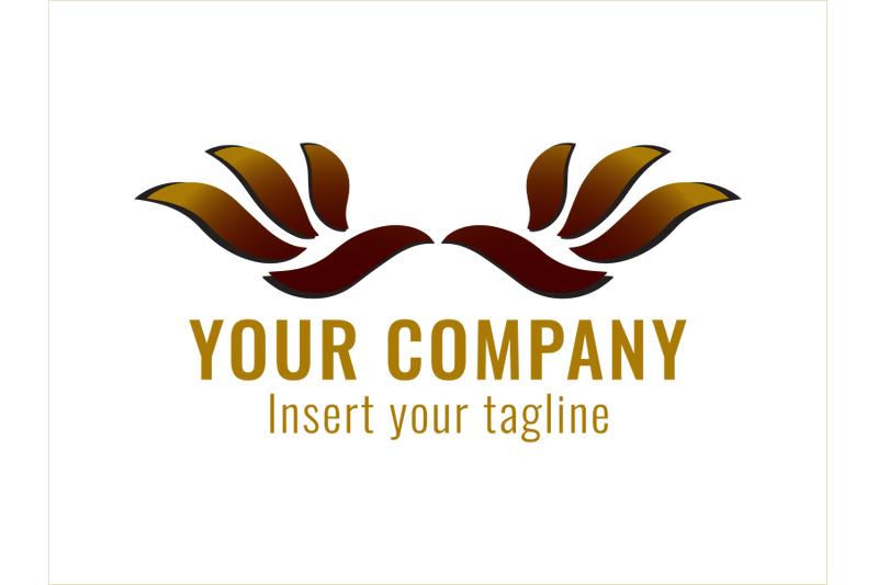 logo-gold-ornament-two-bird