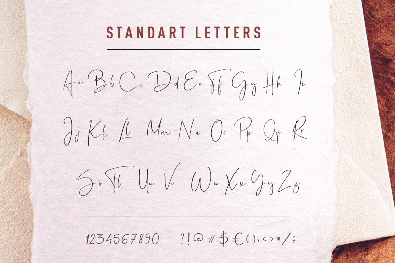 celinet-calligraphic-font