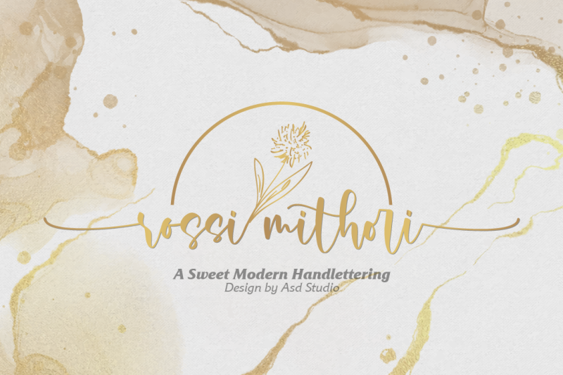 rossi-mithori-a-sweet-modern-handlettering
