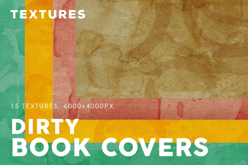 dirty-book-cover-textures