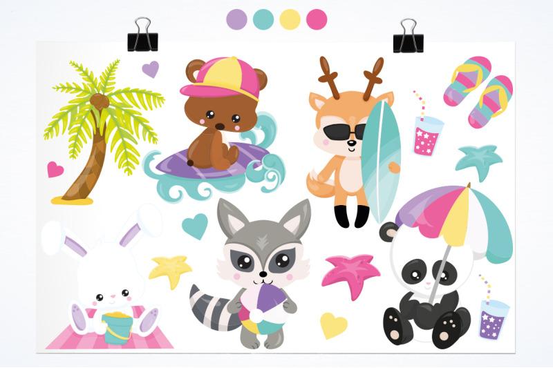 summer-with-animals