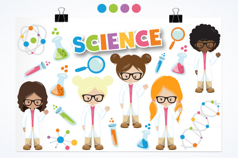 scientist-girls