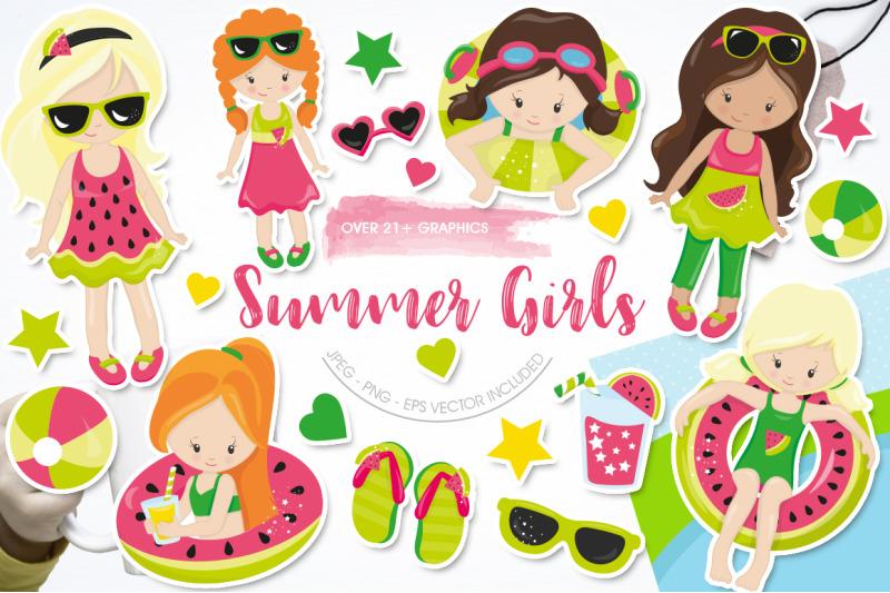 summer-girls