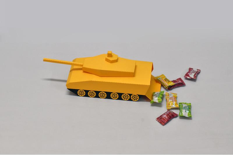 diy-tank-favour-3d-papercraft