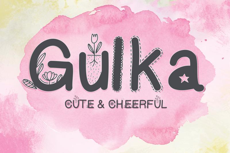 gulka-font