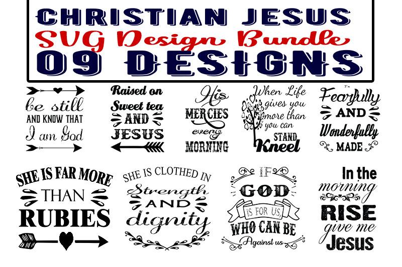 christian-jesus-svg-bundle
