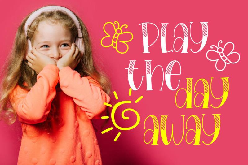 hailyland-fun-children-typeface