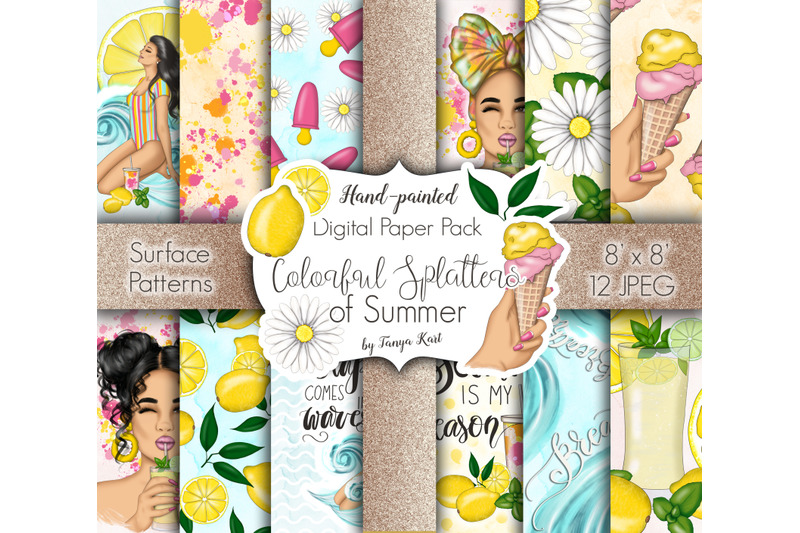 colorful-splatters-of-summer-clipart-amp-patterns