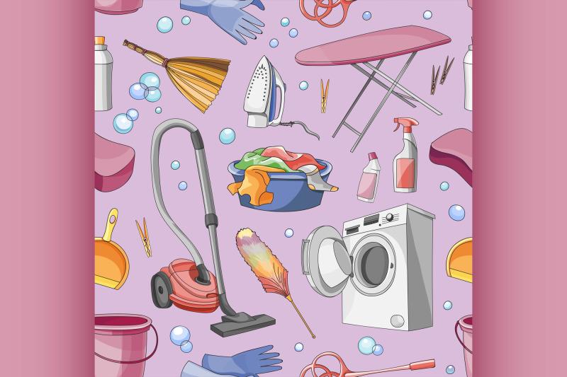 doodle-pattern-set-of-cleanup