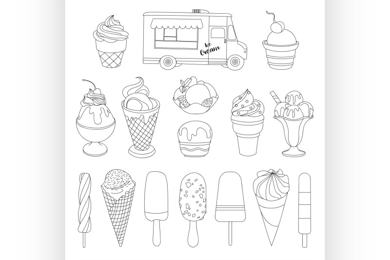 ice-creams-collection