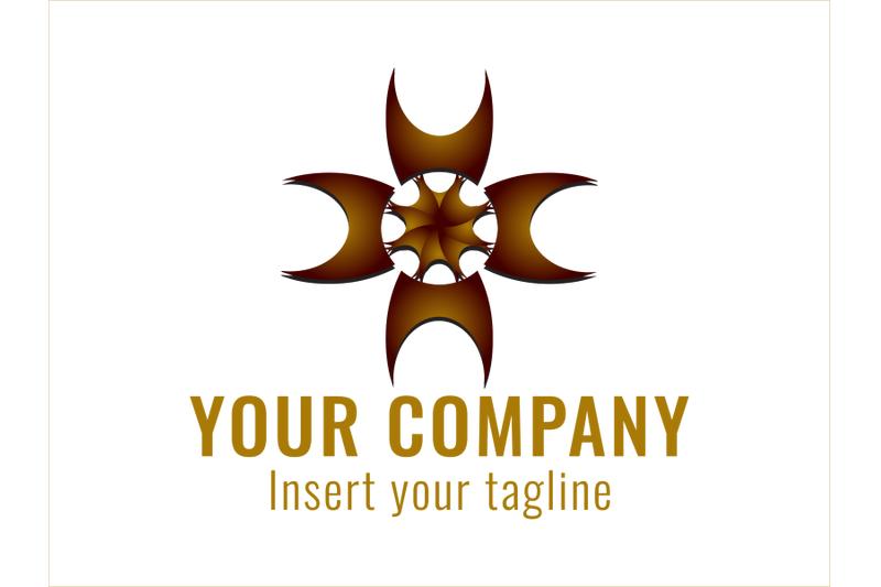 logo-gradation-ornament-curve