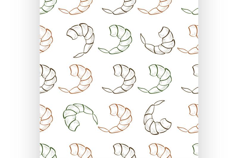 shrimp-seamless-pattern