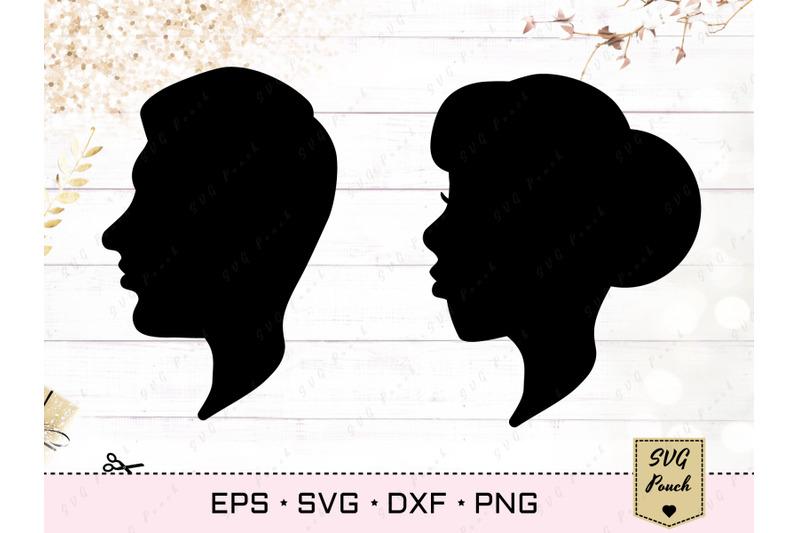 portrait-svg-male-and-female-silhouette-vector