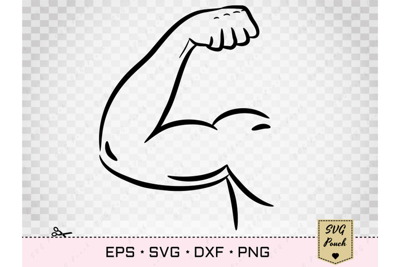 biceps-svg-bodybuilder-arm-svg