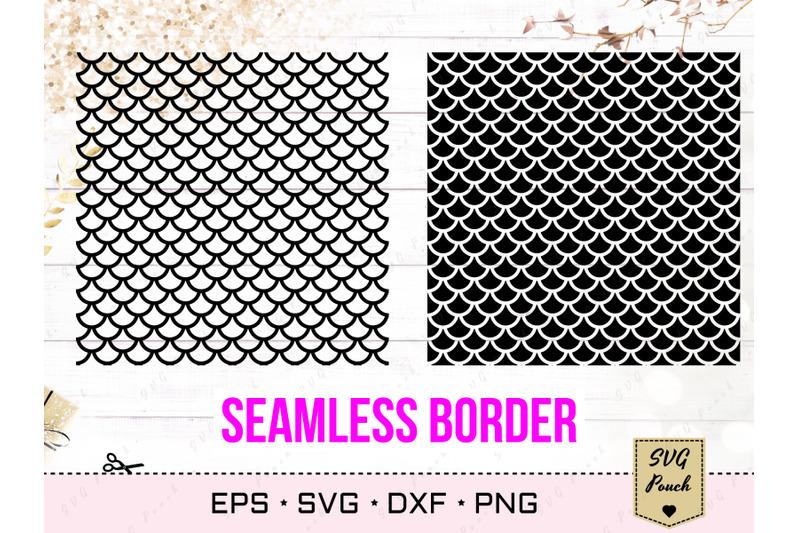 mermaid-scales-pattern-svg