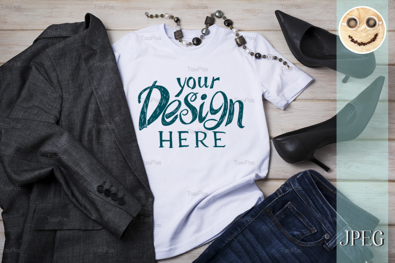 womens-t-shirt-mockup-with-high-heels-and-blazer