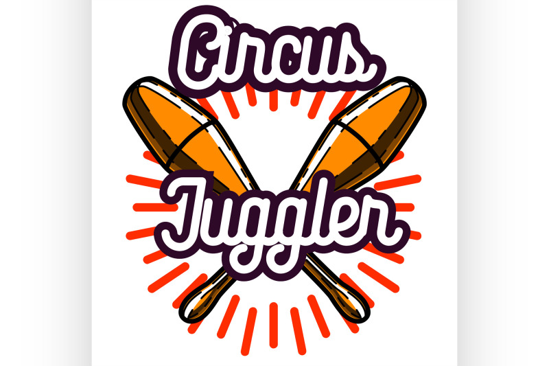 color-vintage-circus-emblem