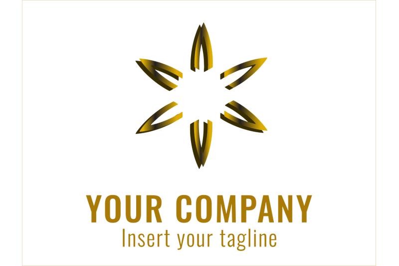 logo-gradation-ornament-star
