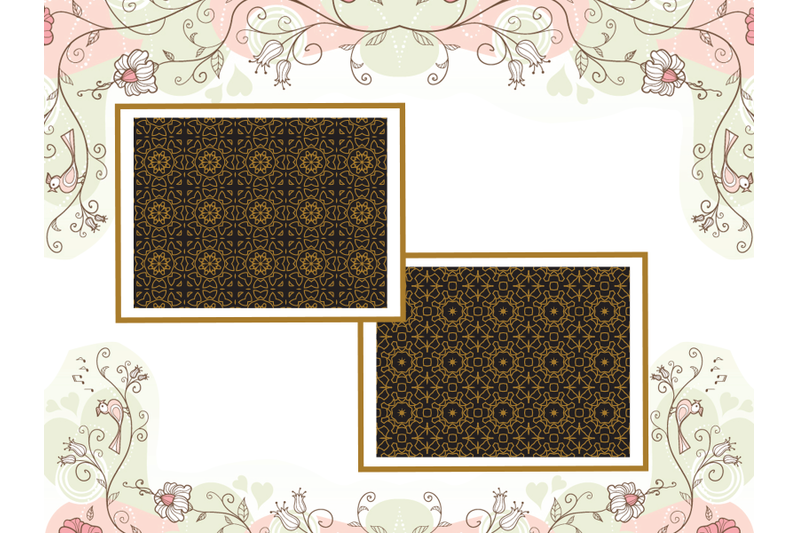 pattern-gold-pack