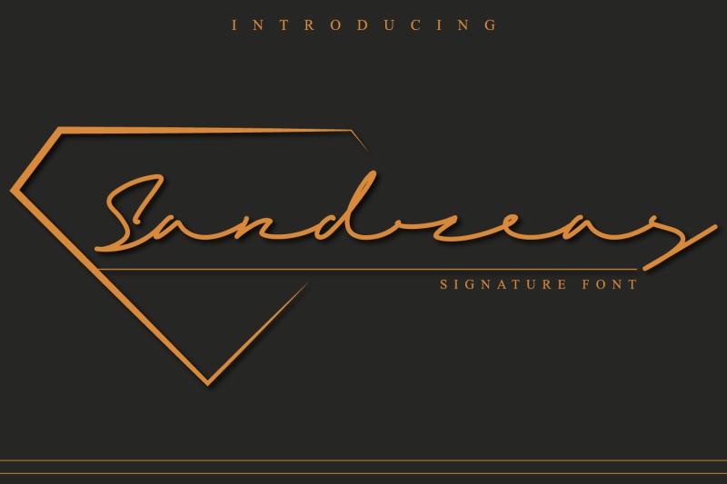 sandreas-signature