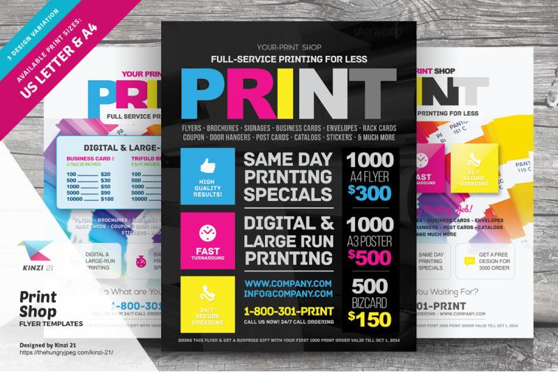 print-shop-flyer-templates