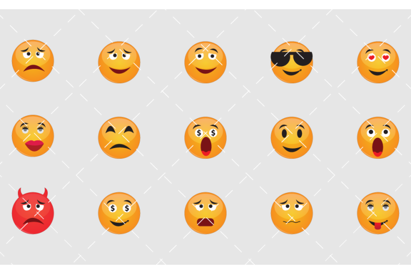 vector-emoji-icon-set