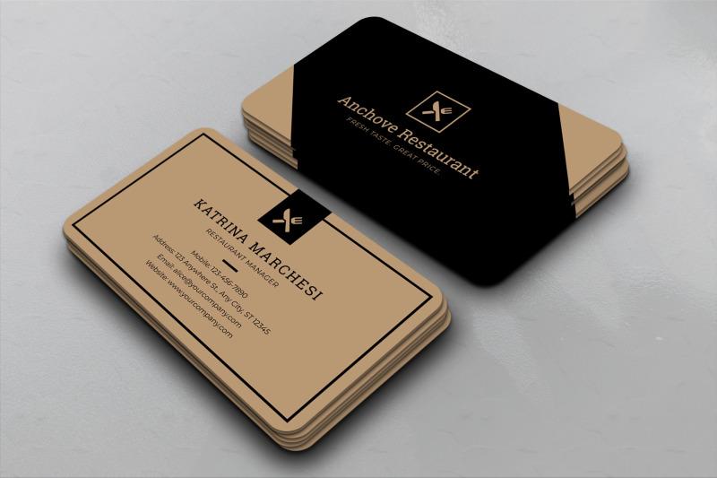 restaurant-business-card