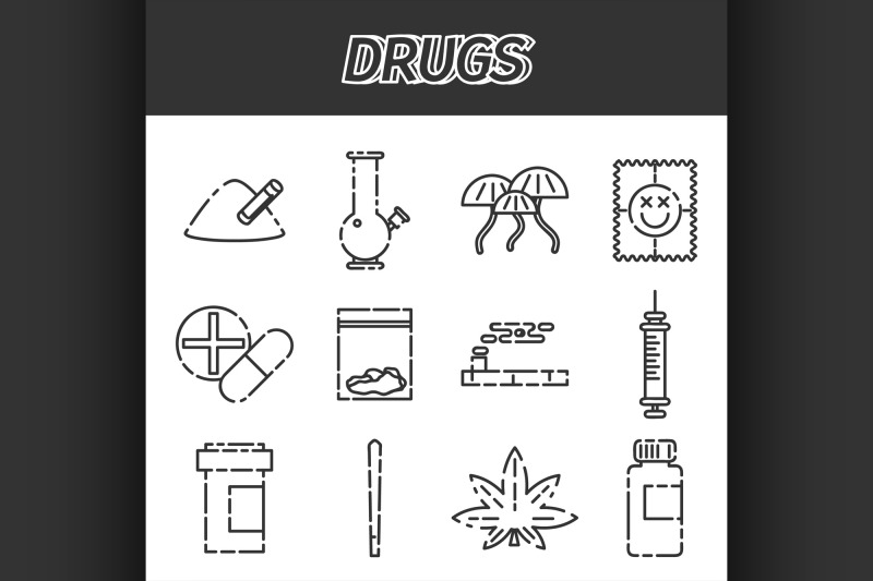 narcotic-drugs-icon