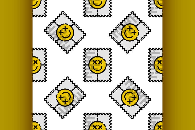 drugs-flat-pattern