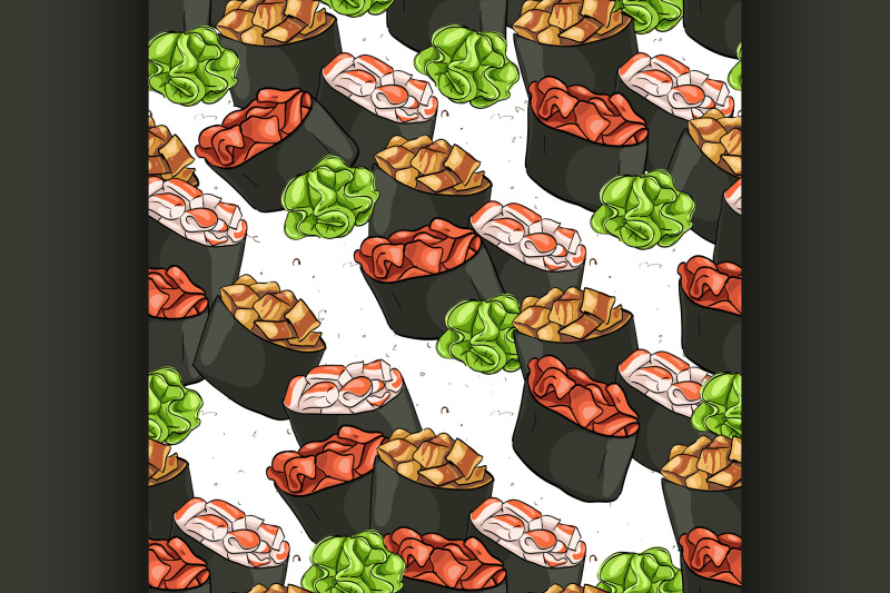 seamless-pattern-of-sushi