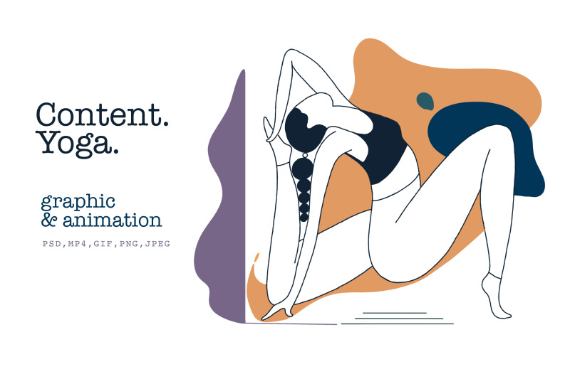 content-yoga-graphic-amp-animation-animation-girl-in-asana