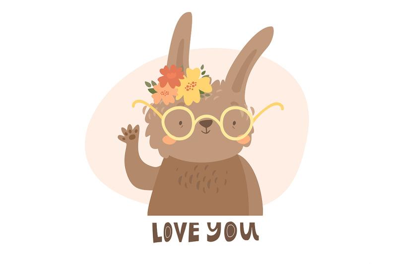 cute-bunny-print
