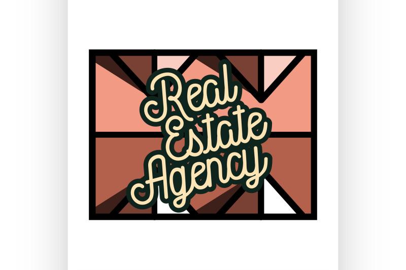 color-vintage-real-estate-agency-emblem