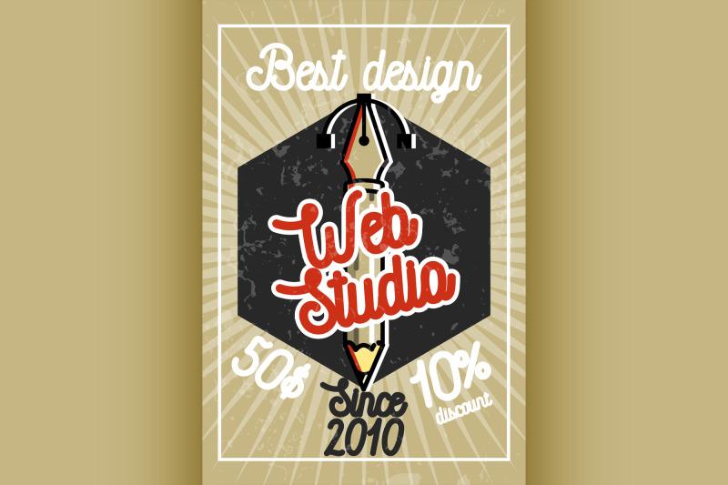 color-vintage-web-studio-banner