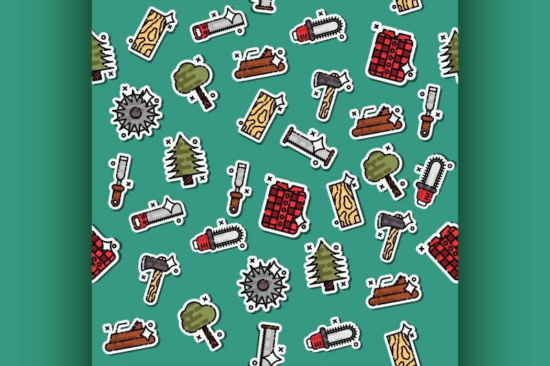 colored-lumberjack-pattern