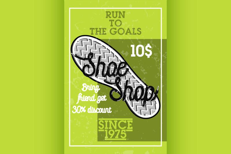 color-vintage-shoe-shop-banner