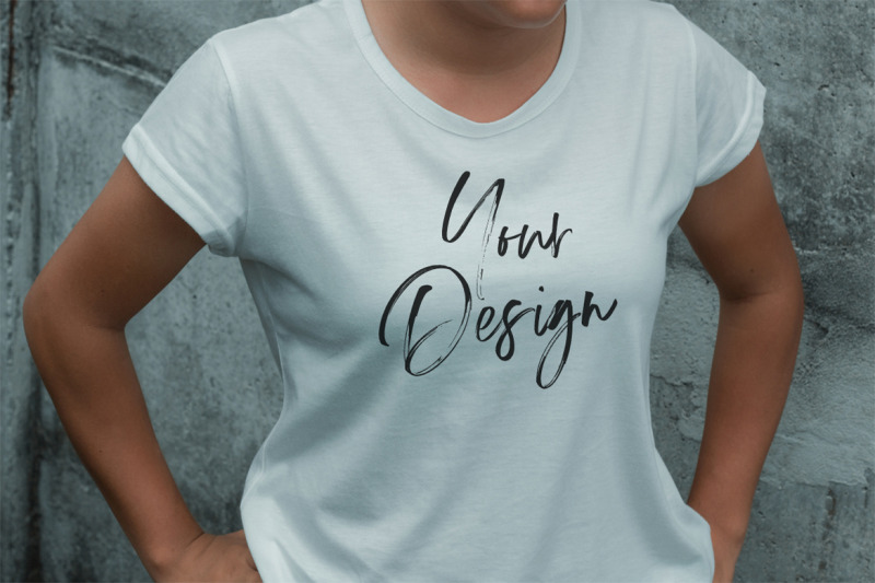 woman-t-shirt-mockup-photos