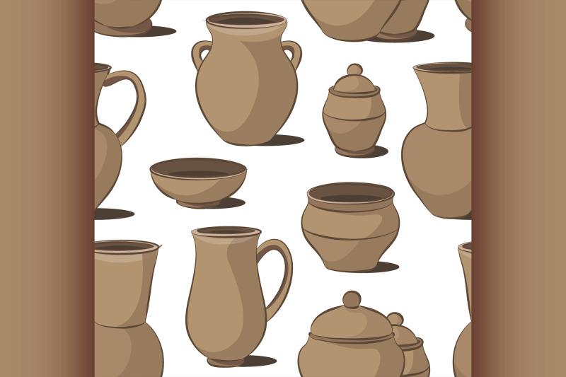 rustic-ceramic-utensils-pattern