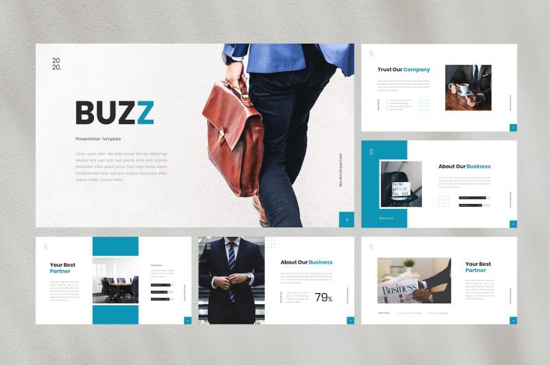buzz-business-google-slides-template