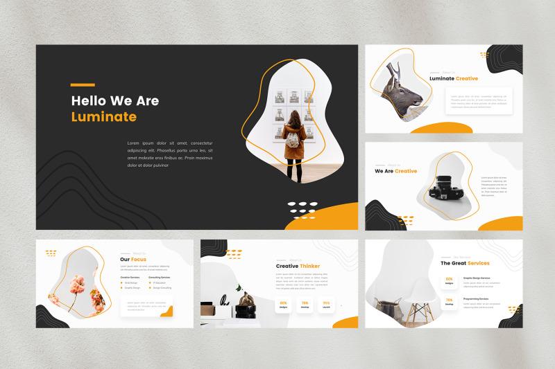 luminate-creative-keynote-template