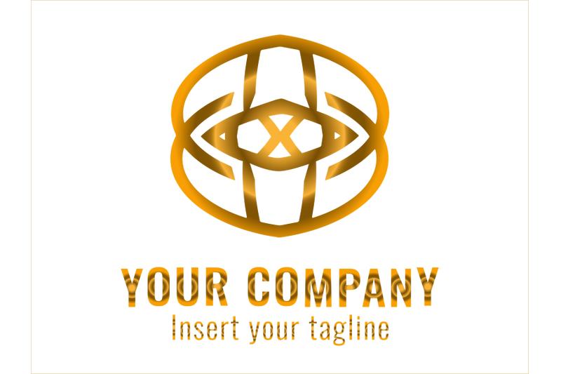 logo-gradation-luxury-line