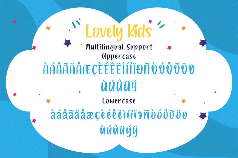 lovely-kids-playful-font