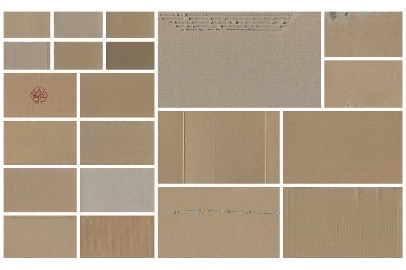 cardboard-simple-textures