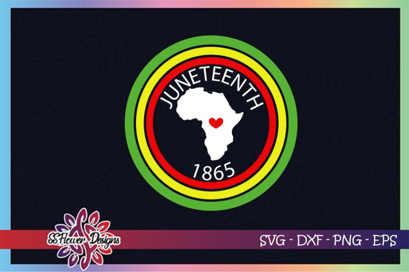 juneteenth-1865-svg-africa-map-svg-black-lives-matter-svg