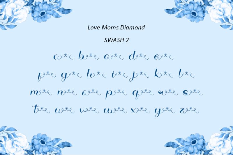 love-moms-diamond-modern-calligraphy
