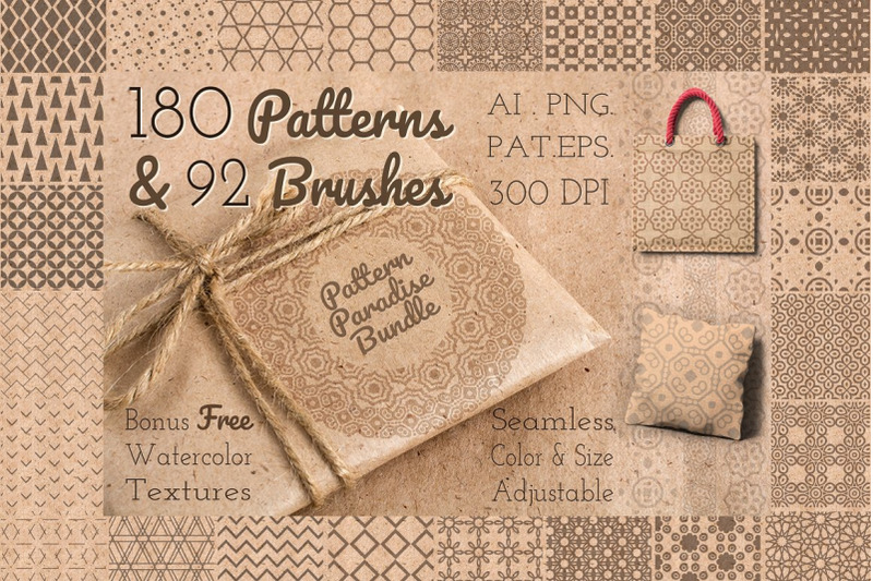 pattern-paradise-bundle-180-patterns-92-brushes