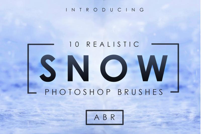 10-realistic-photoshop-snow-brushes