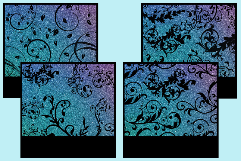 flourish-silhouette-glitter-snapshot-backgrounds-10-images
