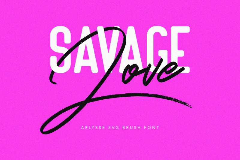 arlysse-svg-brush-font-free-sans-serif-typeface