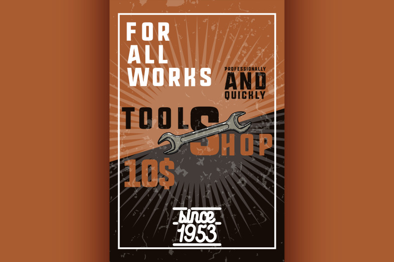 color-vintage-tools-shop-banner